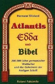 Atlantis, Edda und Bibel