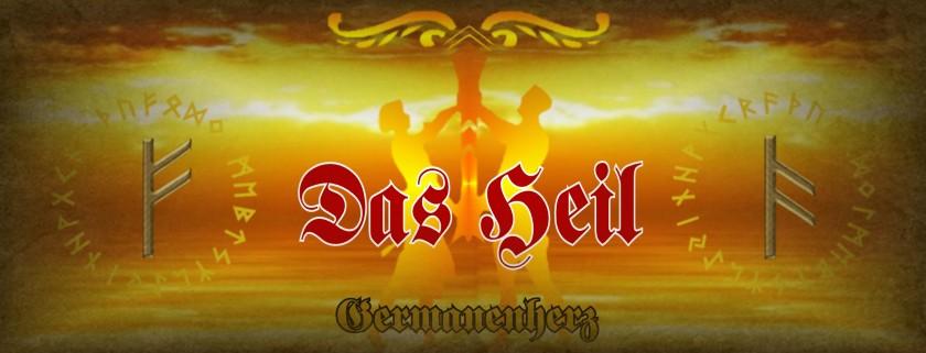 Germanenherz Das Heil