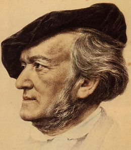 Wilhelm Richard Wagner  22. Mai 1813 - 13. Februar 1883