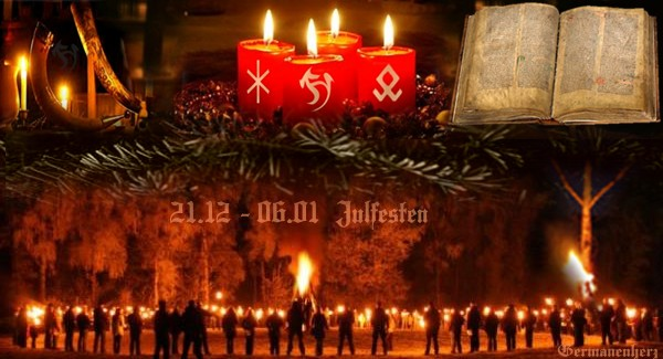 Germanenherz Julfesten