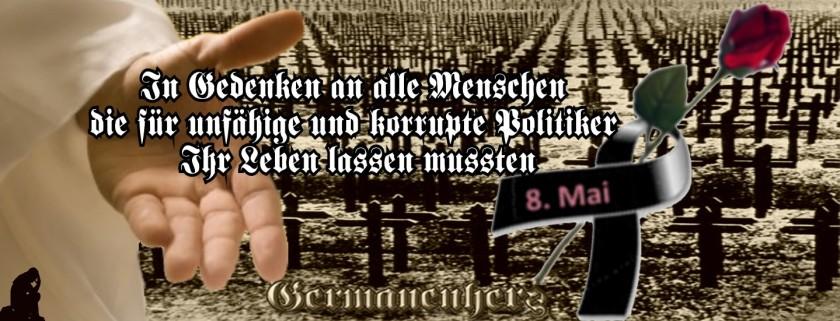 Eine Rose für mein Deutschland