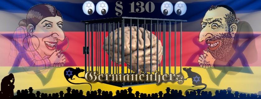 Die zionistische Hasszentrale gegen Deutschland