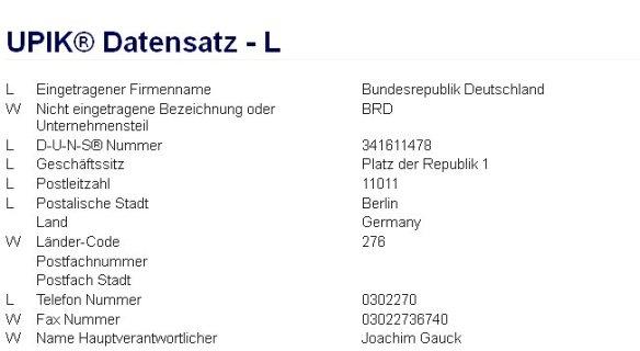 firma-bundesrepublik-deutschland