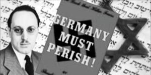 Die Bundesregierung schützt die Endlösungs-Pläne der jüdischen Lobby mit dem Strafrecht, indem sie jene brutal verfolgt, die die Wahrheit über das grauenhafte Todesprogramm berichten.