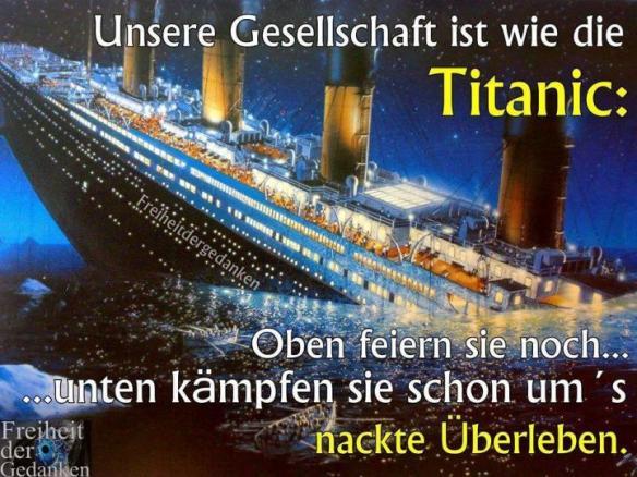 Germanenherz Titanic