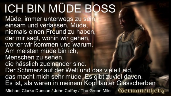 Ich bin müde boss by germanenherz